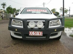 2007 Holden Commodore VE Omega White 4 Speed Automatic Sedan Holtze Litchfield Area Preview