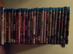 blue rays $80 for all or trade for ps3 games or w.h.y