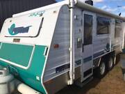 2004 Jayco Freedom Outback Wahgunyah Indigo Area Preview