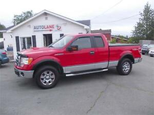 2009 Ford F-150 XLT Very clean sharp 4x4 SOLID TRUCK New MVI