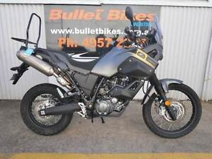 2014 YAMAHA XT 660Z TENERE, AS NEW CONDITION Mackay Mackay City Preview