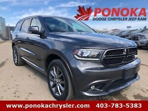 2018 Dodge Durango GT, Dual DVD, NAV, Seating for 7