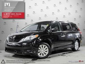 2011 Toyota Sienna LE 7-passenger All-wheel Drive (AWD)