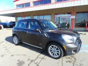2016 MINI Cooper Countryman AWD COUNTRYMAN Leather,  Heated Seat