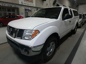 2007 Nissan Frontier SE 4.0 V6--CLEAN--WITH CANOPY