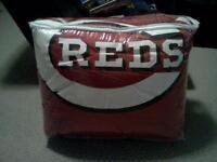 NEW Cincinnati Reds twin comforter