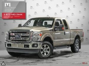 2011 Ford F-250 4WD SUPERCAB