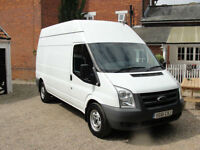 2011(61) FORD TRANSIT TDCI (115) T350 LWB - HIGH ROOF - FULL SERVICE HISTORY -