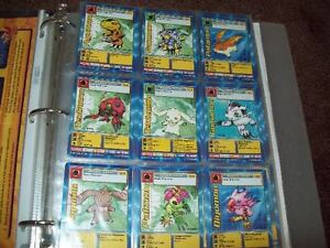 Old Digimon Cards