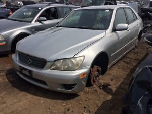 2001 Lexus IS300 just in for parts at Pic N Save!