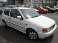VOLKSWAGEN POLO 1.4 CL 3d 59 BHP (white) 1998