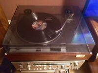 SONY PS- 2251 Turntable ES 1970-3 Servi/Direct drive perfect working conditions.