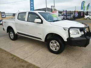10/2012 Holden Colorado 4x4 Turbo Diesel Manual Dualcab Wangara Wanneroo Area Preview