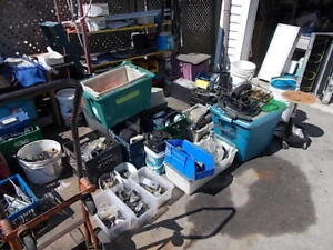 BIG GARAGE SALE THIS SATURDAY
