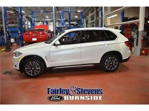 2016 BMW X5 xDrive35d Leather Roof Loaded