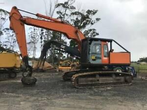 Hitachi 28 Ton High Chassis Excavator Bridgewater Brighton Area Preview