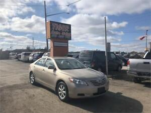 2007 Toyota Camry LE**LEATHER**4 CYLINDER**ONLY 177 KMS******