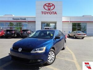2013 Volkswagen Jetta ONE OWNER EXCELLENT SHAPE