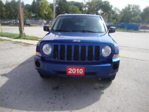 2010 Jeep Patriot North HUGE CONSTRUCTION SALE EVERYTHING MUST G