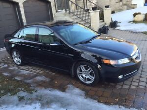 MUST SELL - 2007 Acura TL BLACK, WINTERS, Car Starter West Island Greater Montréal image 3
