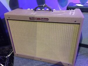 Fender Deluxe Hot Rod - Brown