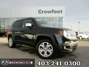 """2018 Jeep Renegade LIMITED """"LOADED!!"""" 4X4"""