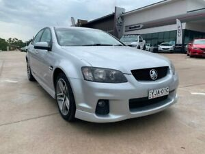 2011 Holden Commodore VE II SV6 Silver 6 Speed Sports Automatic Sedan Muswellbrook Muswellbrook Area Preview