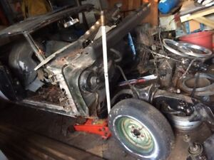 1968 Cutlass Convertible project car
