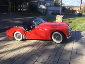 1961 TRIUMPH TR3A FOR SALE