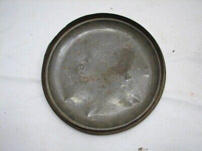 Vintage Marietta Co PA No. 6Qts Cast Iron Gypsy Kettle Bean Pot Tin Lid ()
