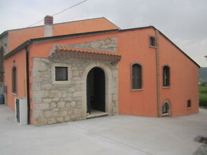 House for sale in Italy province of Campobasso (Town Baranello)