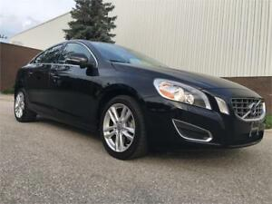 2011 Volvo S60 AWD T6-(Driving & Collision Assistance Pkg)