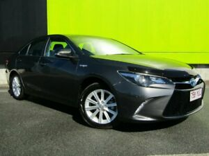 2015 Toyota Camry AVV50R MY15 Atara S Hybrid Grey Continuous Variable Sedan Underwood Logan Area Preview