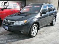 2009 Subaru Forester X w/Premium Pkg DO NOT PAY UNTIL SUMMER