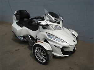 2015 Can-Am Spyder RT-S Limited SE6