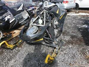 2012 SKIDOO RENEGADE 800cc **BRAND NONE-CLEAN TITLE**