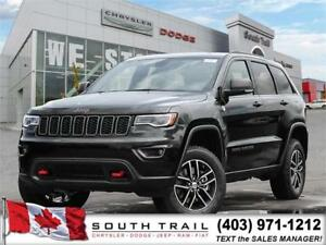 2018 Jeep GC Trailhawk Pano roof V8 leather $160/WK 4036818841