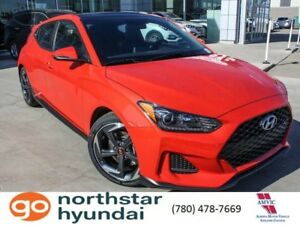 2019 Hyundai Veloster TURBO MANUAL: 6SPEED/ HEATED SEATS AND STE