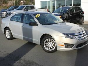 2010 Ford Fusion S 4dr FWD 4 Door Sedan