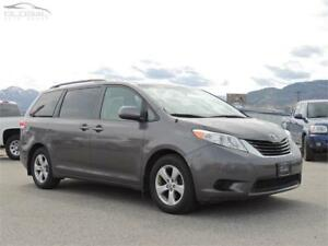2012 Toyota Sienna LE w/Backup Camera/Extra Tires and more!