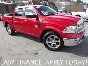 2015 Ram 1500 Laramie 4X4! 5.7L HEMI! LOADED! MOONROOF! TOW PKG!