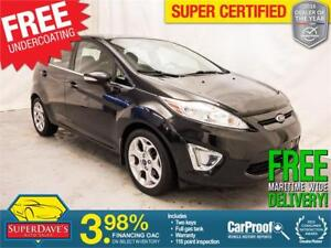 2012 Ford Fiesta SES *Warranty*