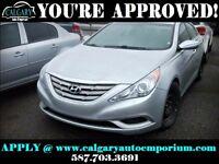 2011 Hyundai Sonata $99 DOWN EVERYONE APPROVED