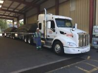 HIRING Class 1 Driver for BC, AB