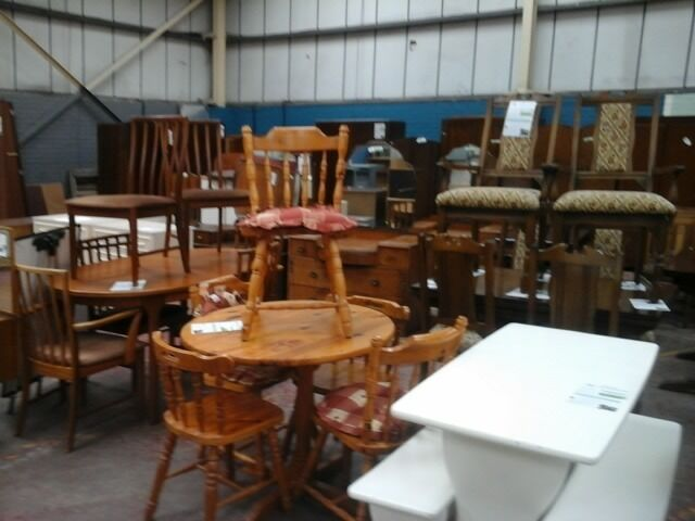 We have a wide range of tables and chairs, this one is pine with 4 chairsin Bilston, West MidlandsGumtree - Lovely small kitchen pine table.with 4 chairs. Perfect for the small family