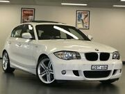 2011 BMW 120i E87 Alpine White Automatic Hatchback Chatswood Willoughby Area Preview