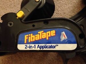 Fibatape 2-in-1 applicator / drywall mesh tape dispenser Cambridge Kitchener Area image 2