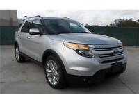 2012 Ford Explorer Limited 4WD 3.5L Leather Dual Panel Moonroof