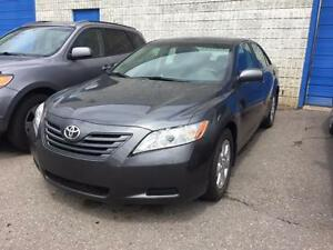 2007 TOYOTA CAMRY 4C LE, AUTO, POWER GROUP, ALLOYS, AUX INPUT!!
