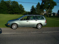 2005 Ford Focus, Saftied, Etested & Warrantied,  Only 134K